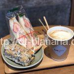 ( ・×・)渋谷の「ホテルコエ東京(hotel koe tokyo)」のパンはどれも美味しくてオススメですよ