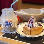 ( ・×・)コメダの期間限定シロノワール「シロノワール♥N.Y.(ニューヨーク)チーズケーキ」を食べてみたよ