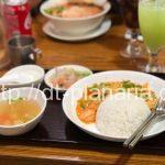 ( ・×・)横浜みなとみらいで本格的なタイ料理ランチを食べてきたよ「ゲウチャイ」