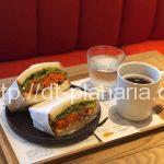( ・×・)東京ミッドタウン日比谷のレクサスカフェで断面がキレイなサンドイッチを食べてきたよ「INTERSECT BY LEXUS」