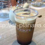 ( ・×・)鎌倉のVERVE COFFEE ROASTERSで窒素ガス入りのコールドブリューを飲んでみた