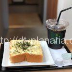 ( ・×・)小さな小さなコーヒースタンドなのに、とん汁やしらすトーストもあるよ「瀧本珈琲」神田