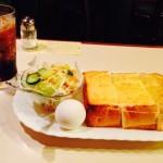 ( ・×・)小岩 喫茶「コロラド」モーニング