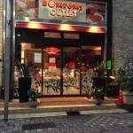 ( ・×・)コンビニデザートのドンレミーアウトレット上野店に群馬銘菓「旅がらす」が売っていたよ