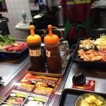 ( ・×・)上野のステーキカウンター「ポパイ」で元気もりもりステーキランチ