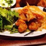 ( ・×・)JR上野駅エキュート「みどりのキッチン」でひとりご飯