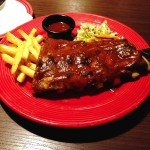 ( ・×・)TGI FRIDAYS 上野中央通り店でアメリカンなディナー