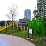 ( ・×・)グランツリー武蔵小杉の「ぐりんぐらんガーデン」は他にはない緑に囲まれた屋上庭園
