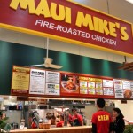 ( ・×・)グランツリー武蔵小杉「MAUI MIKE'S(マウイマイクス)」はロティサリーチキンのヘルシーファストフードだよ