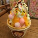 ( ・×・)カスタムできるソフトクリーム専門店「チョコットミルクバー」グランツリー武蔵小杉