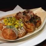 ( ・×・)小岩のたこ焼き屋「たこ田信玄」は本格的な関西風たこ焼きが食べられますよ