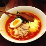 ( ・×・)炎麺(エンメン) 秋葉原店でトマトチーズ麺を食べたよ 12月31日までラーメン全品680円セールやってます