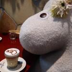 ( ・×・)「ムーミンハウスカフェ」ソラマチ店でキャラクターと相席しました