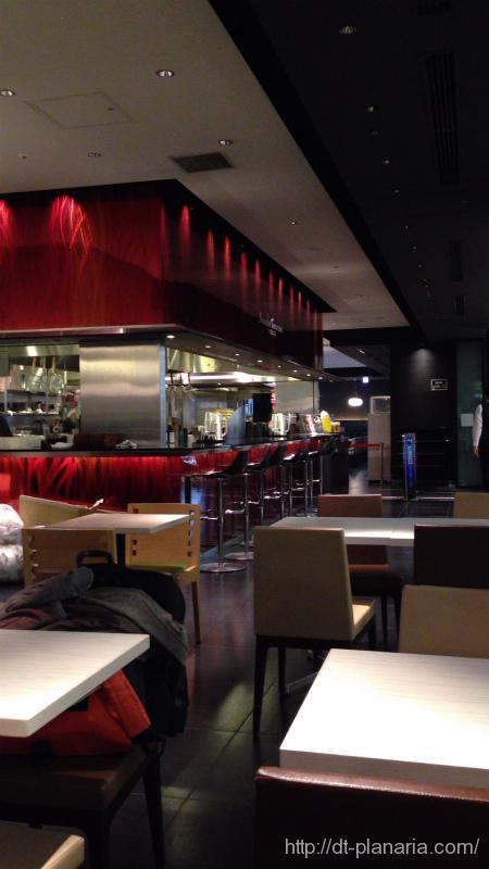 トーキョーエアポートレストラン