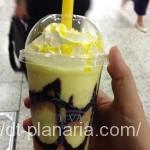 ( ・×・)フラペチーノより美味しい?!ゴディバの期間限定ショコリキサー「ホワイトチョコレートバナナ」