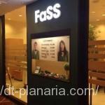 ( ・×・)有楽町マルイのヘアカット専門店がリニューアルしてたよ「FaSS」