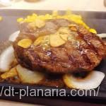 ( ・×・)いきなりリニューアル!ステーキ肉をカスタムできる上野のペッパーランチ
