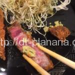( ・×・)ヨドバシアキバにオープン!ミディアムレアの牛がとろける牛カツ専門店 京都勝牛