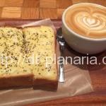 ( ・×・)ペリカンのパンが食べられるカフェでチーズトーストを食べてきました