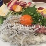 ( ・×・)上野で釜揚げしらす丼が食べられるお店がオープン!アパホテル上野駅前店1階「入谷海岸 湘南食堂」