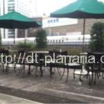 ( ・×・)有楽町交通会館 3階で新幹線を眺めながらホットサンドウィッチはいかが?「JUNE喫茶室」