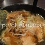 ( ・×・)上野駅昭和通り沿いにあるラーメン屋「麺屋天王」でこってりラーメン
