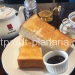 ( ・×・)銀座のクラシカルな喫茶店でモーニング「CAFE de GINZA MIYUKI-KAN」