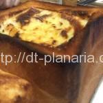 ( ・×・)食パン丸ごとお皿にしたびっくりグラタンが激ウマ!「DEN」鶯谷