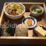 ( ・×・)千駄木駅からすぐのおにぎりカフェでほっこりランチ「利さく」