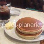 ( ・×・)地元に愛される喫茶店でアイスオランダとホットケーキ「珈琲家」