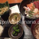 ( ・×・)上野と入谷の間にある地元に愛される居酒屋さん「元治郎」でランチ定食