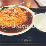 ( ・×・)上野の中華料理「栄華楼 」で天津飯ランチ