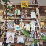 ( ・×・)ここはカフェ?花屋?上野のオシャレ本屋さん「ルート ブックス(ROUTE BOOKS)」