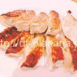 ( ・×・)餃子10個と麻婆豆腐の名物ランチ1000円 「餃子と炙り こけこっこ」三越前