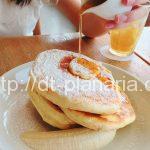 ( ・×・)お台場のbillsで世界一の朝食と言われるリコッタパンケーキを食べてきたよ