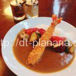 ( ・×・)京成上野駅からすぐ!不忍池を眺めながら食べる「黒門カレー」はトッピングが楽しいよ!Cafe Restaurant 黒門