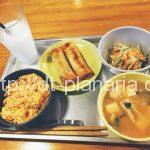 ( ・×・)イマドキ風な給食が食べられるオシャレカフェ「cafe OGU1」西日暮里