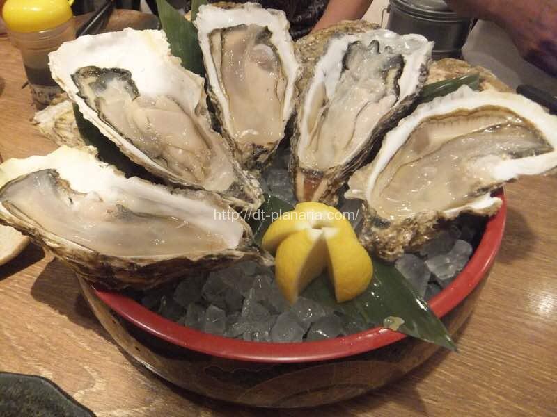 《分煙…など》 品川・五反田・大崎の牡蠣料理(か …