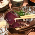 ( ・×・)土佐清水の新鮮な鰹がめちゃくちゃ美味しいぞ!ランチもあるよ「土佐清水 ワールド 東京上野店」