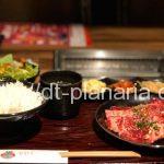 ( ・×・)上野で人気の高級焼肉屋さんで、お手頃価格焼肉ランチを食べてきたよ!「焼肉 陽山道 上野駅前店」