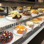 ( ・×・)上野松坂屋2階にケーキが華やかな「上野が、すき。カフェコムサ」がオープン。パルコヤが混雑しているときのおススメランチスポットですよ