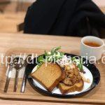 ( ・×・)家電のTWINBIRDの東京ショールームにオシャレでヘルシーなカフェがオープン!小伝馬町