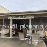( ・×・)スタバの創業者のこだわりの小さなコーヒーショップ「モーニンググラス」マノア