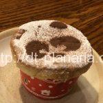 ( ・×・)パンダちゃんのシフォンケーキは上野店限定でお土産にぴったりです「東京えんとつCAFE」