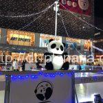 ( ・×・)御徒町駅前にパンダのスケートリンクが期間限定オープン「シタマチ.スケートリンク」