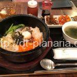 ( ・×・)石焼きビビンバランチをはじめ、サムゲタンやプルコギランチが食べられるよ「韓ちゃんね」渋谷