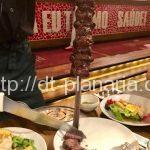 ( ・×・)渋谷でシュラスコパーティ!クーポン利用で時間無制限食べ放題飲み放題!5000円 サンバショーもありました