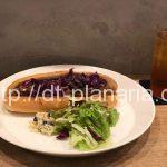 ( ・×・)隅田川近くにあるオシャレなカフェでランチタイム「mano cafe(マノ カフェ)」