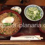 ( ・×・)浅草で有名なの親子丼のお店であえての「そぼろ丼」を食べてきたよ!「浅草 鶏よし」