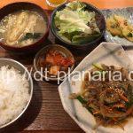 ( ・×・)台東区役所近くの韓国料理屋さんでドリンクバー付きお手頃ランチ「満月」上野